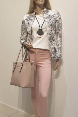 püksid roosad
