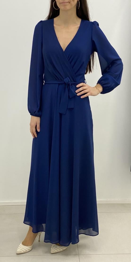 kleit sinine pikk